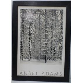 Cuadro Lámina Ansel Adams 100x73cm 162 Fundación Tzedaká
