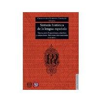 Libro Sintaxis Historica De La Lengua Española Vol 2 *cj