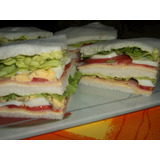 Sandwiches Olimpicos O Surtidos!!!!los Mejores!