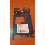 Tarjeta Logica Placa S4 Mini Dañada Para Repuestos