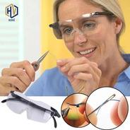 Gafas Big Vision Lupa Para Cosas Pequeñas Aumento Y Nitidez