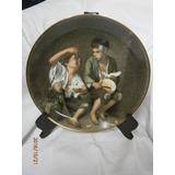 Plato Porcelana Bavaria #28 Germany De Colección Gamines