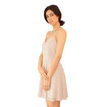 Vestido Kendall Encaje Mujer Fiesta, Brishka M-0077