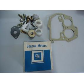 Jg Reparo Carburador Monza Alcool 1.8 - 87/88 - Gm 52273202