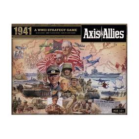 Axies And Allies 1941 Juego De Mesa De Estrategia