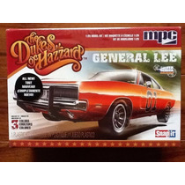 General Lee Armar Snap Kit 1/25 Mpc Dukes De Hazzard