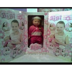 Muñeca Bibi Nenuco, Gestos Faciales. Con Teterito Incluido