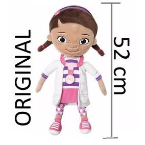 Doutora Brinquedos Pelúcias 52 Cm Long Jump Original Disney