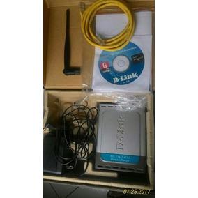 Modem Dsl-500b + Roteador Dl-524
