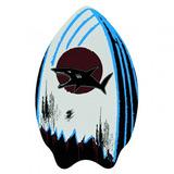 Skimboard Madeira 76cm Prancha Onda Surf Mod5 Bel