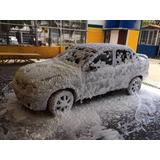 Shampoo Y Ducha Marina Para Auto Lavados