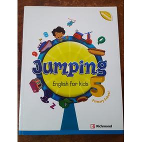 Libro Ingles Jumping 5 Richmond 5to Grado