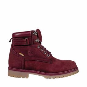 Bota Hiker Jeep Color Vino