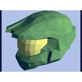 Casco Halo Master Chief Para Armar
