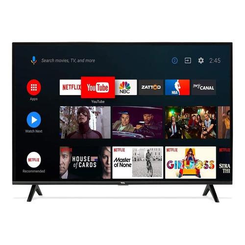 """Smart TV TCL Series A3 40A325 LED Full HD 40"""" 110V"""