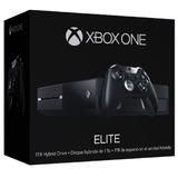 Consola Xbox One Paquete Elite 1tb Hybrido
