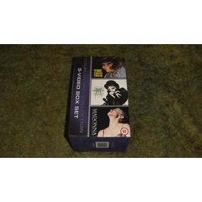 Madonna - Video Box Set Collection - Germany