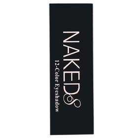 Paleta Mate Naked+ 10 Cílios Postiços Brinde Esponja