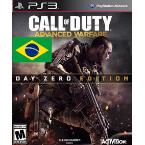Call Of Duty Advanced Warfare Ps3 Psn Português
