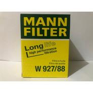 Filtro Aceite W 927/88  (mann Filter)