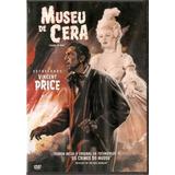 Dvd Museu De Cera - Vincent Price - Lacrado E Original