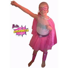 Disfraz Barbie Super Princesa - Princess Power Original