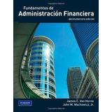 Administración Financiera 13ª Ed De Van Horne