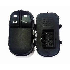 Botao Vidro Eletrico Ford Focus Duplo 6 Pinos