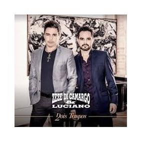 Cd Zezé Di Camargo E Luciano* Dois Tempos