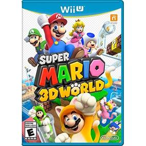 Super Mario World 3d - Nintendo Wii U
