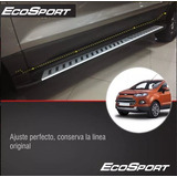Kit 2 Estribos Originales Ford Ecosport 2013-2018 Importados