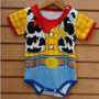 Body Mameluco Niños Bebé Woody - Toy Story