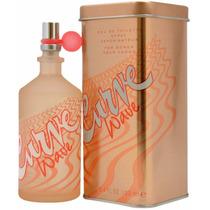 Perfume Curve Wave Dama By Liz Clairbone 100ml -- Nuevo