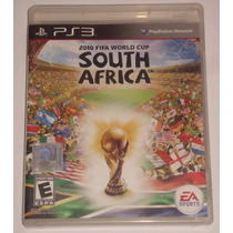 Game Playstation 3 - Fifa World Cup 2010 - South Africa