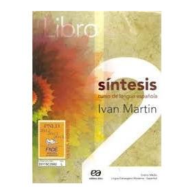 Libro Síntesis Com Cd Vol 2 - Ivan Martin (livro Novo)