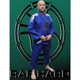 Kimono Trançado / Jiu-jitsu / Competidor Azul ( Raf Hard )