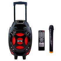 Bocina Amplificada Bafle 8 Pulgadas Portátil Bluetooth Usb,