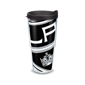 Tervis 1105450 Nhl La Kings Colossal Tumbler With Black L