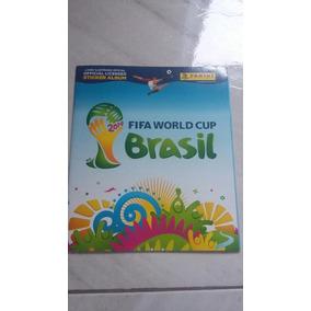 Álbum Copa Do Mundo 2014 Vazio Capa Dura