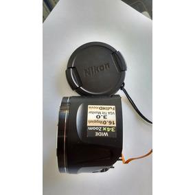 Nikon Coolpix L830 Carcaza Lente