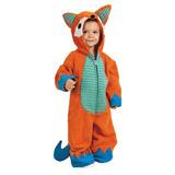 Disfraces Bebe Disfraz Zorrito Animalitos Bebes 1 - 4 Años