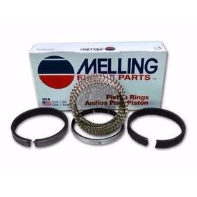 Anillos Para Piston Melling Optra 1.8l L4 16valv. +0.20