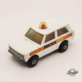 Miniatura Corgi Juniors 1/64 Range Rover Police Policia