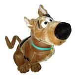Peluche Scooby Dooh 34 Cm Navidad Regalo Amor