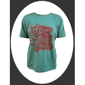 Camiseta Alternativa Blus Robert Johnson