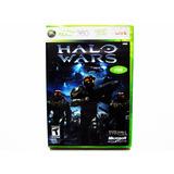 Halo Wars Nuevo En Español - Xbox 360
