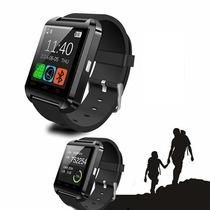 2 X Smart Watch U8 Iphone Ios Android Reloj Inteligente Blue