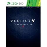 Destiny Edición Coleccionista Xbox 360 - Licencias
