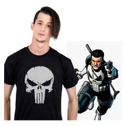 Punisher: /  Castigador Remera De Comics # 112 Dos Caras