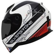 Capacete Nasa Helmets Silverstone 56/58/60